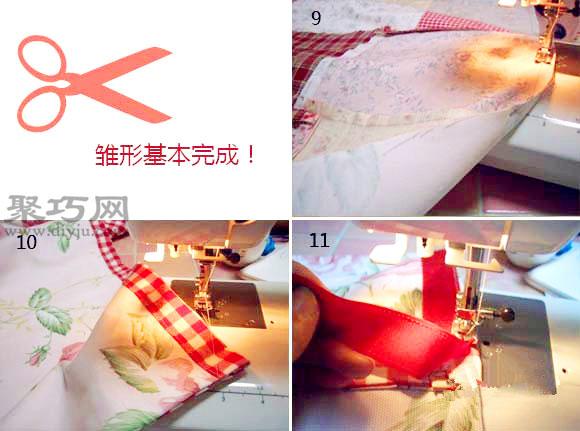 如何DIY個性窗簾 手工制作布藝窗簾教程