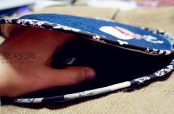 如何DIY暖手鼠標墊 圓形暖手鼠標墊手工制作教程