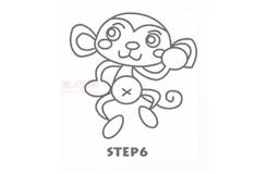 �易��猴子的步�E ��猴子的��P���D片