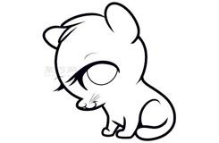 简笔画小狗的画法 教你怎么画小狗简笔画