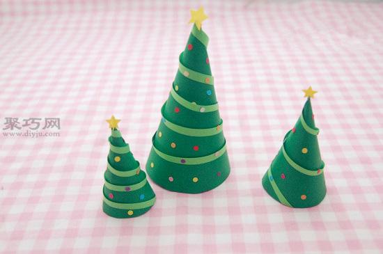 圣誕樹制作