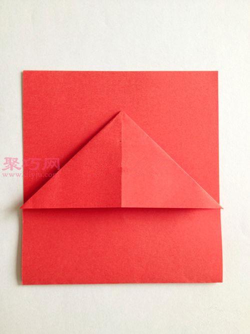 心形紅包的折法圖解 教你如何手工折紙紅包