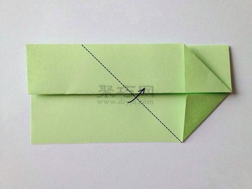 手工折纸 折纸盒子