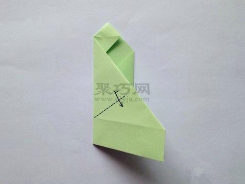 正方形纸盒子盖的折法 如何折正方形盒子盖