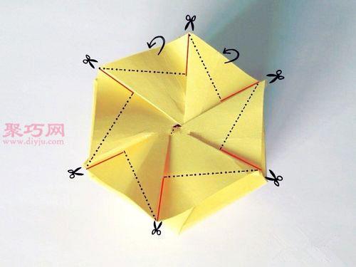 如何折长方体礼品盒 用纸折立体长方形盒子的折法