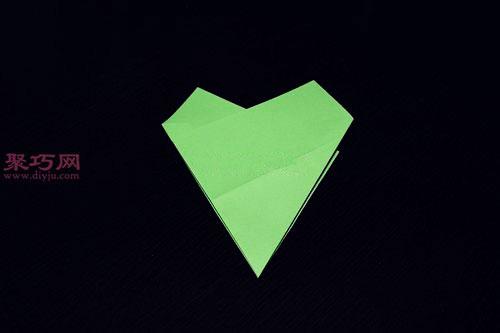 正方形折纸折六边形折法图解 告诉你正六边形怎么折