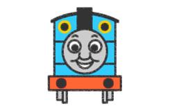托馬斯小火車的畫法步驟 怎么畫托馬斯簡筆畫