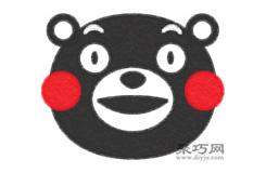 熊本熊的画法步骤 教你怎么画熊本熊简笔画