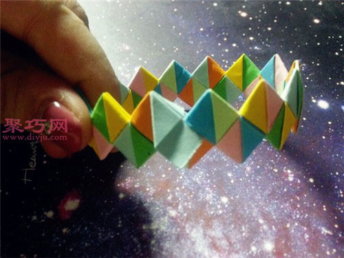 手鐲的折法教你如何折手鐲