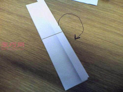 b-2幽靈轟炸機的折法