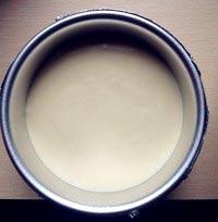零失敗上色輕乳酪芝士蛋糕的做法10