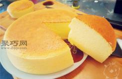 8寸榴蓮芝士蛋糕的做法 圖解榴蓮水果蛋糕制作步驟
