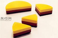超詳細六寸芒果味巧克力慕斯蛋糕做法 慕斯生日蛋糕原料配比