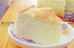普通电饭煲做全蛋海绵蛋糕 不用烤箱做生日蛋糕的步骤