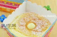 超松軟北海道戚風蛋糕做法 簡單戚風蛋糕杯如何做好吃