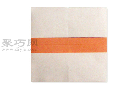 步骤折纸手工面板折纸DIY图解减号的折法-聚中央空调的v步骤减号怎么操作说明图片