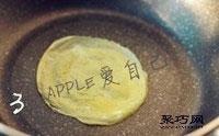 纯蛋饺子皮怎么做 猪肉蛋皮饺子做法11