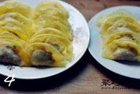 纯蛋饺子皮怎么做 猪肉蛋皮饺子做法18
