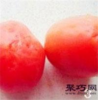酸甜西�t柿�u蛋�子的做法 �和�易消化水�做法3