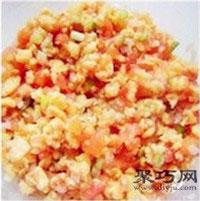 酸甜西�t柿�u蛋�子的做法 �和�易消化水�做法9