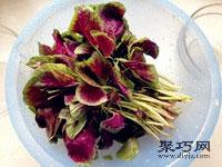 多色蔬菜豬肉水餃做法 蔬菜餃子皮怎么做1