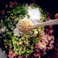 多色蔬菜豬肉水餃做法 蔬菜餃子皮怎么做18