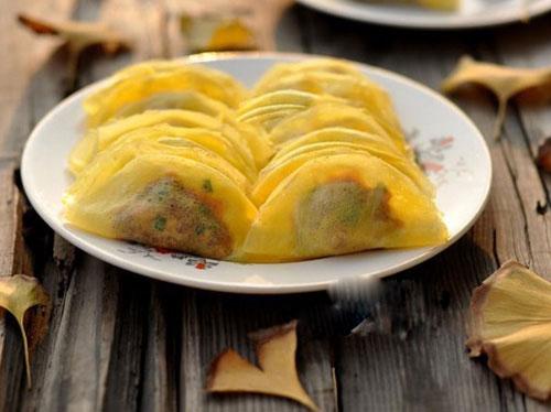 纯蛋饺子皮怎么做 猪肉蛋皮饺子做法
