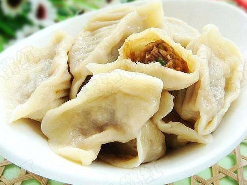过年必做饺子-萝卜牛肉水饺做法
