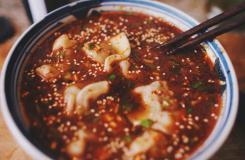 酸湯水餃如何做 湯餃子的湯做法