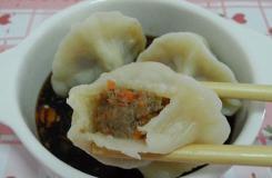羊肉胡萝卜饺子做法 过年必备羊肉饺子怎么做