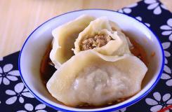 酸菜豬肉餃子餡怎么做好吃 東北經典酸菜餃子做法