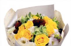 黃玫瑰送朋友代表什么意思?黃玫瑰的花語和寓意