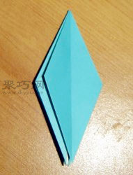 星球大戰X翼飛船折紙教程