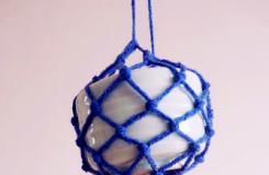 立夏編織蛋套教程教你怎么編蛋套