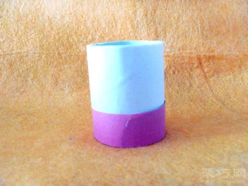 利用diy创意蝴蝶 卷纸筒手工制作蝴蝶教程