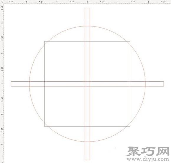 瓦楞纸手工制作航天飞机模型方法图解