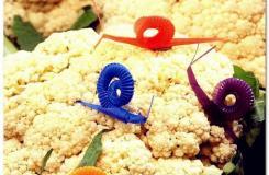 史上最简单吸管蜗牛的做法教程图解