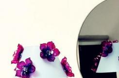 塑料瓶变废为宝手工制作精致塑料假花方法