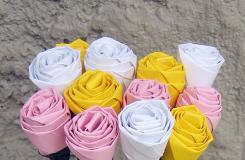 美輪美奐的3D立體折紙大全 天使、玫瑰花、高跟鞋