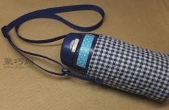 DIY保�厮�杯套�D文教程,如何�o水杯制作好看的杯套