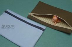 棉麻手工包制作�解 教你如何制作棉麻手工包