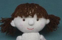 毛線玩偶手工教程 教你用毛線手工DIY可愛的玩偶