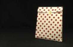 迷你小紙袋折法圖解 教你最簡單的禮品紙袋子的折法