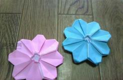 簡單又好看菊花的折法,想知道怎么折看這篇教程吧