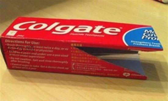 牙膏盒DIY小汽車2
