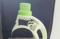 花錢買花盆OUT了,看DIY達人用洗衣液瓶子怎么剪成花盆!