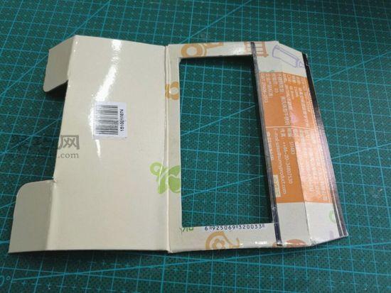 廢紙盒秒變汽車 第6步