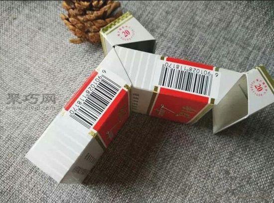 烟盒diy收纳盒 第2步