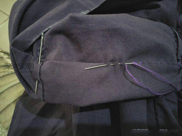 舊襯衣大改造 第6步