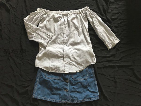 襯衣的日常改造